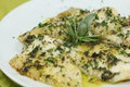 How To Make Plaice Fillets With Honey And Aromatic Herbs - Quick