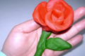 How to make a Play-doh Rose