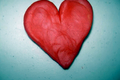 How to make a Playdoh Heart