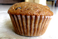 Plump Carrot Muffins