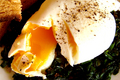 How To Make Poached Eggs And Spinach