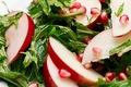 How To Make Pomegranate And Apple Salad