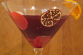 How To Make Gluten Free Pomegranate Martini