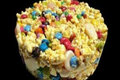 How To Make Popcorn Candy Cake - Halloween Special