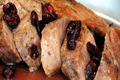 Cranberry Glazed Pork Tenderloin -- Lynn's