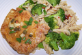 How To Make Pork Piccata With Lemon Broccoli Pasta