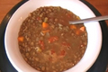 How To Make Post Holiday Lentil Soup