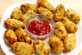 How To Make Potato Paneer Tots