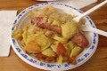 How To Make Potato Sauerkraut Dinner