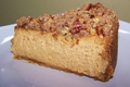 How To Make Pumpkin Cheesecake With Pecan Crumble