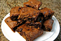 How To Make Pumpkin Chocolate Chip Brownies