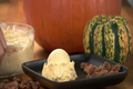 Pumpkin Ice Cream Hd