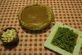 Pumpkin Pie And Thanksgiving Sides