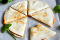 How To Make Quesadillas With Goat Cheese