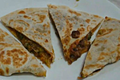 How To Make Lunch Box: Veggie Quesadilla