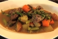 How To Make Mint Beef Stew With Shallots And Carrots