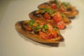 Quick Bruschetta