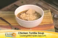 Quick Chicken Tortilla Soup