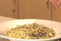 How To Make Quick Mushroom Fettuccine