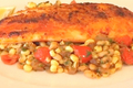 How To Make Quick Pan-seared Tilapia With Indian Corn