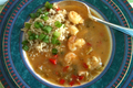 Quick Seafood Gumbo