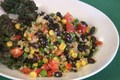Tangy Quinoa and Black Bean Salad 