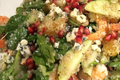 How To Make Gluten Free Herbs And Pecan Quinoa With Pomegranate Dressing