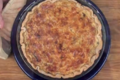 Greek Leek Quiche