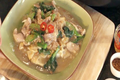 Rad Na - Pan Fried Noodles With Gravy- Hot Thai Kitchen