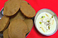 Rajgira Puri & Bhakri for Upvas - Gluten-free Amaranth Bread for Fasting