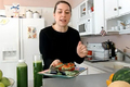 Raw Diet Juice and Meal Combo