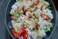 Raw Fried Rice
