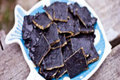 Easy Dehydrator Raw Pate Nori Crackers 