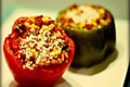 How To Make Raw Vegan Stuffed Pepper