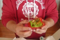 How To Make Red Bell Pepper Canoes