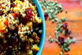 Red & White Quinoa With Roasted Squash, Pumpkin Seeds & Cranberries Recipe Video