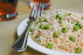 How To Make Rice With Vermicelli And Fried Nuts