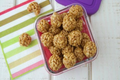 Rice Krispie Treat Balls - Fun Snacks for Kids Recipe Video