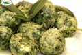 How To Make Easy Spinach And Cheese Dumplings Flavored With Butter And Sage