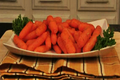 Roasted Carrots With Rosemary Recipe Video