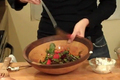 How To Make Organic Roasted Beet Salad With Goat Cheese