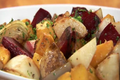 How To Make Roasted Winter Vegetables