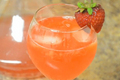 How To Make Moroccan Rose Water And Strawberry Lemonade
