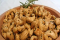 How To Make Rosemary Cashews -- Lynn's