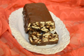 How To Make Royal Dark Chocolate And Biscuit Cake