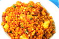 Indian Style Sabudana Khichadi