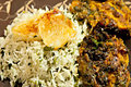 How To Make Sabzi Polo Ba Mahi Fish