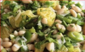 How To Make Orange White Bean Salad