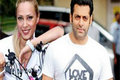 Salman Khan Gets Possessive about Lady Love Lulia Vantur