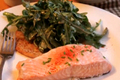 How To Make Baked Salmon On Aromatic Spiced Salt